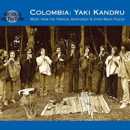 Colombia - Music from the Tropical Rainforest & Other Magic Places