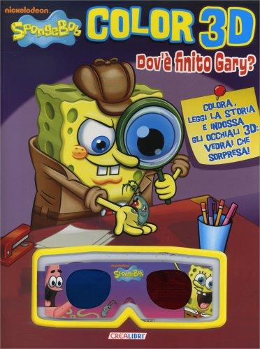 SpongeBob - Dov'è Finito Gary? - Color 3D
