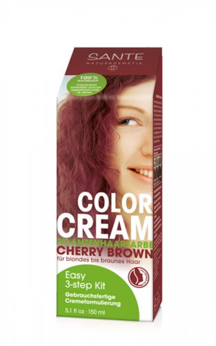 Color Cream - Amarena (Cherry Brown)
