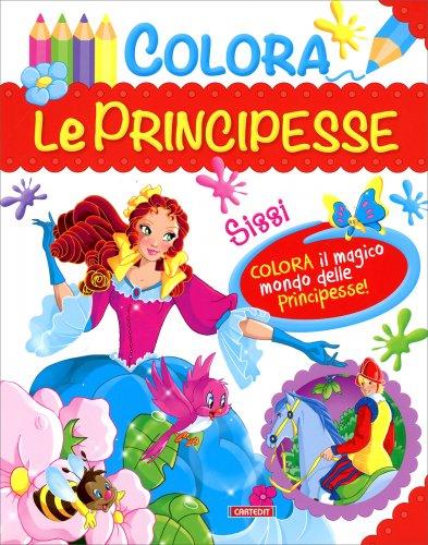 Colora le Principesse - Sissi