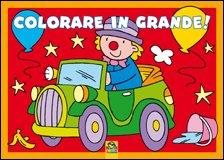 Colorare In Grande! Rosso