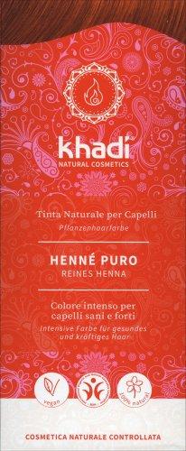 Colore Vegetale per Capelli - Rosso Henna