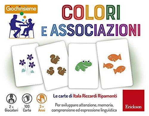 Giochiamo Insieme - Colori e Associazioni