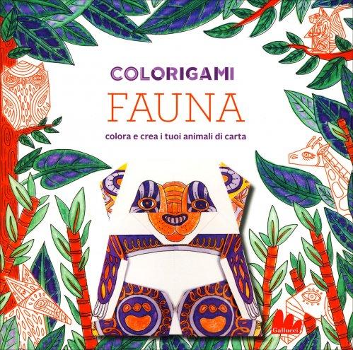 Colorigami - Fauna