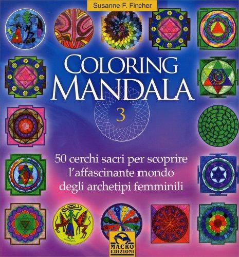 Coloring Mandala - Vol.3