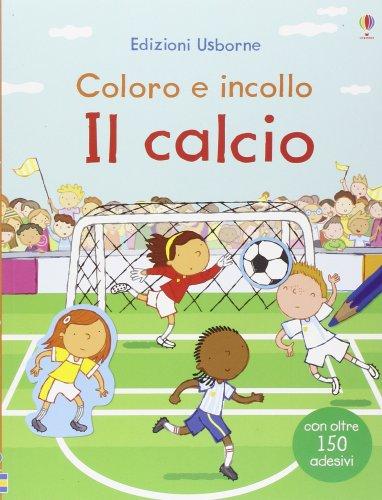 Coloro e Incollo - Il Calcio