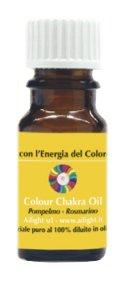 Colour Chakra Oil - Giallo