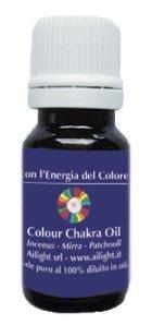 Colour Chakra Oil - Indaco