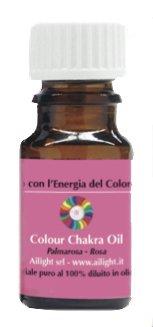Colour Chakra Oil - Rosa