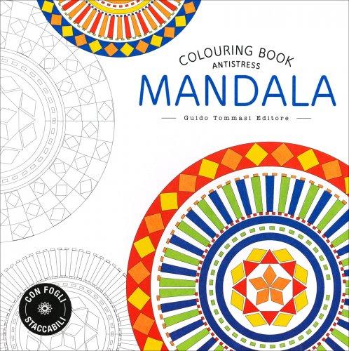 Colouring Book Antistress - Mandala
