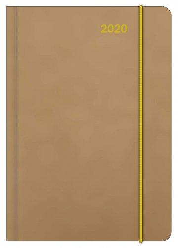 Agenda Diario Colourline Yellow 2020