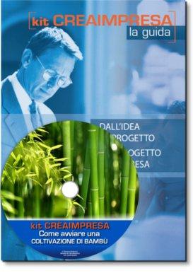 Come Avviare una Coltivazione di Bambù - Libro + Cd-rom