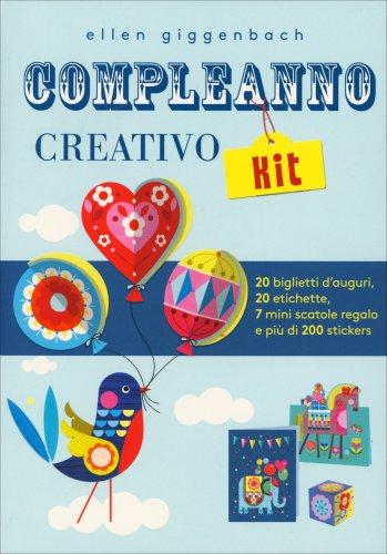 Compleanno Creativo - Kit