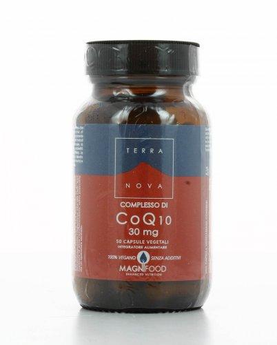 Integratore Alimentare - Complesso di CoQ10 30 mg