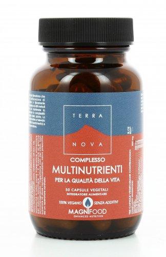 Integratore Naturale - Complesso Multinutrienti