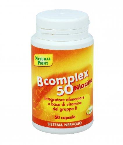 B Complex 50 Niacina