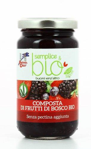 Composta di Frutti di Bosco - Senza Pectina