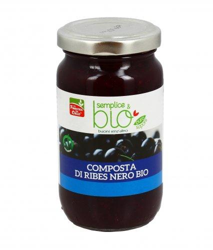 Composta di Ribes Nero Bio