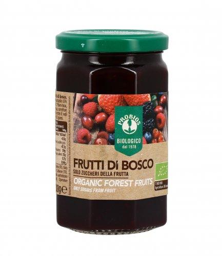 Composta Bio di Frutti di Bosco