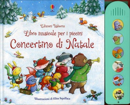 Libro Musicale per i Piccini - Concertino di Natale