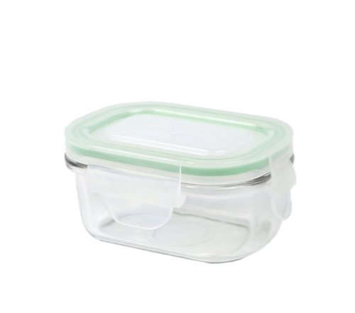 Contenitore Rettangolare in Vetro per Alimenti - Classic Type Microwave