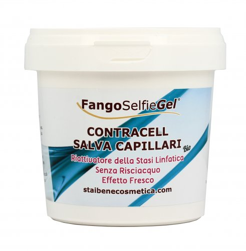 Fango Gel - Contracell Salva Capillari Bio