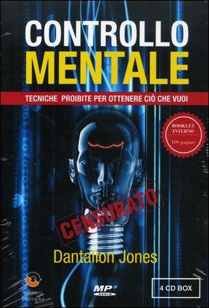 Controllo Mentale (4 CD Mp3)