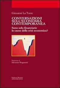 Conversazioni sull'Economia Contemporanea