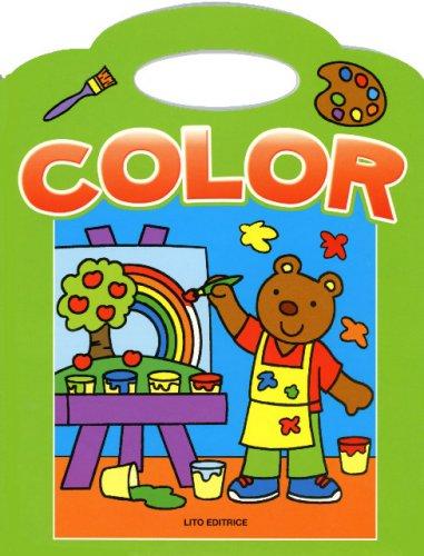 Coriandoli - Color Verde - Album da colorare
