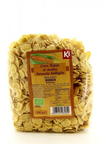 Corn Flakes al Malto - Formato Famiglia