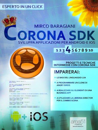 Corona SDK: Sviluppa applicazioni per Android e iOS - Livello 4 (eBook)
