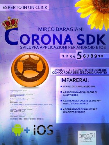 Corona SDK: Sviluppa applicazioni per Android e iOS - Livello 5 (eBook)
