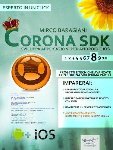Corona SDK: Sviluppa applicazioni per Android e iOS - Livello 8 (eBook)