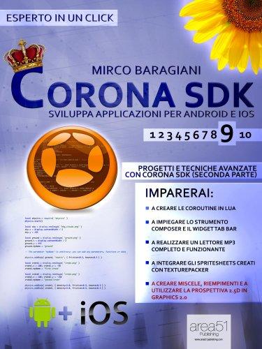 Corona SDK: Sviluppa applicazioni per Android e iOS - Livello 9 (eBook)