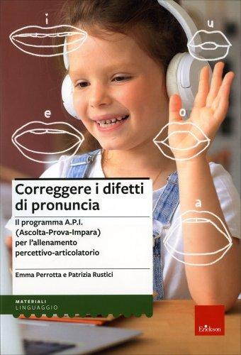 Correggere i Difetti di Pronuncia - Cofanetto Libro con CD-ROM
