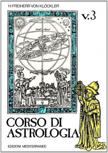 Corso di Astrologia - Volume 3