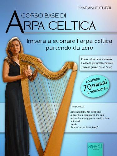 Corso Base di Arpa Celtica - Volume 2 (eBook)