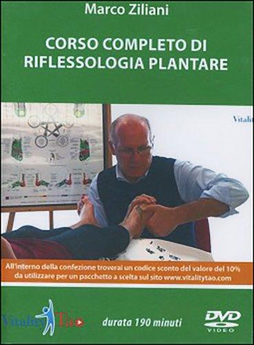 Corso Completo di Riflessologia Plantare