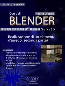 Corso di Blender - Lezione 11 (eBook)