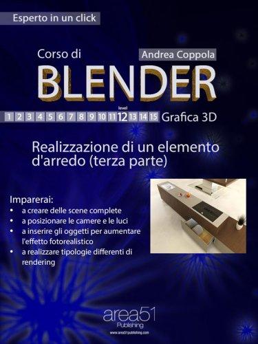 Corso di Blender - Lezione 12 (eBook)