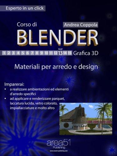Corso di Blender - Lezione 13 (eBook)