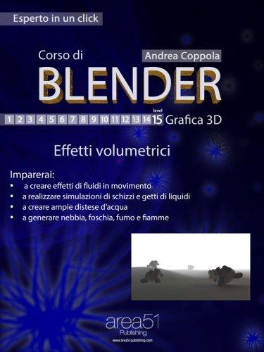 Corso di Blender - Lezione 15 (eBook)