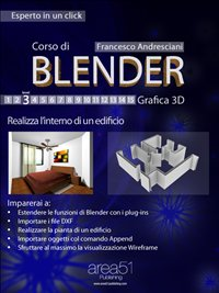 Corso di Blender - Lezione 3 (eBook)