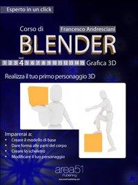 Corso di Blender - Lezione 4 (eBook)