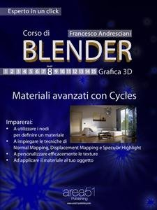 Corso di Blender - Lezione 8 (eBook)
