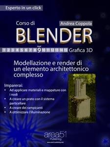 Corso di Blender - Lezione 9 (eBook)