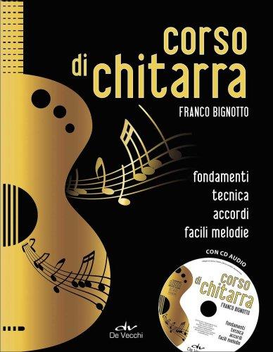 Corso di Chitarra - Con Cd Audio