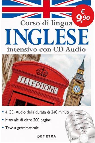 Corso di Lingua Inglese Intensivo con CD Audio