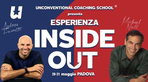 Corso - Esperienza Inside Out con Andrea Favaretto e Michael Neill