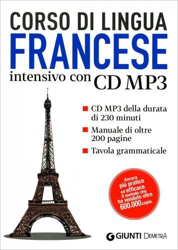 Francese - Corso di Lingua Intensivo con CD